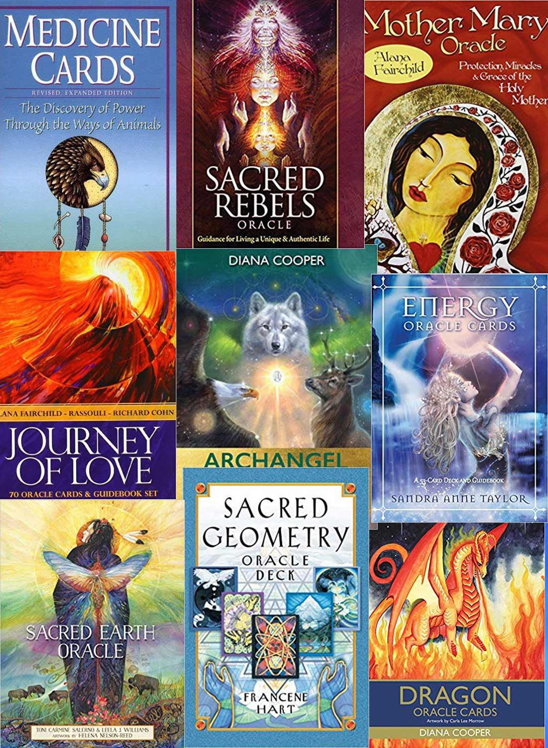 How to read and choose oracle cards in 7 steps guide