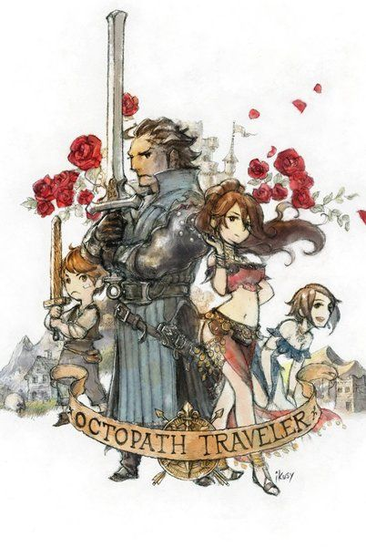 Project Octopath Traveler Producer Thanks Fans For Their Survey Input Hello This Is Masashi Takahashi The Producer Octopath Traveler Artist Character Design