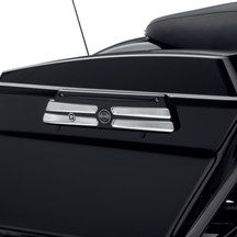 The Burst Collection Saddlebag Latch Kit | Genuine Motor Accessories