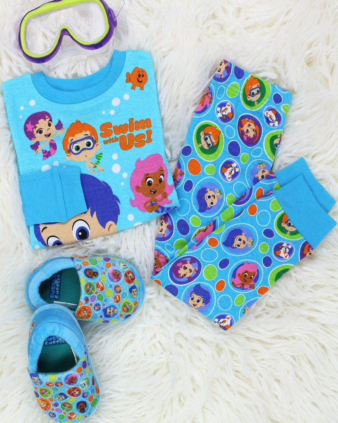 4ae69ff719  yankeetoybox posted to Instagram  These adorable pajamas and slippers  feature all your favorite Bubble