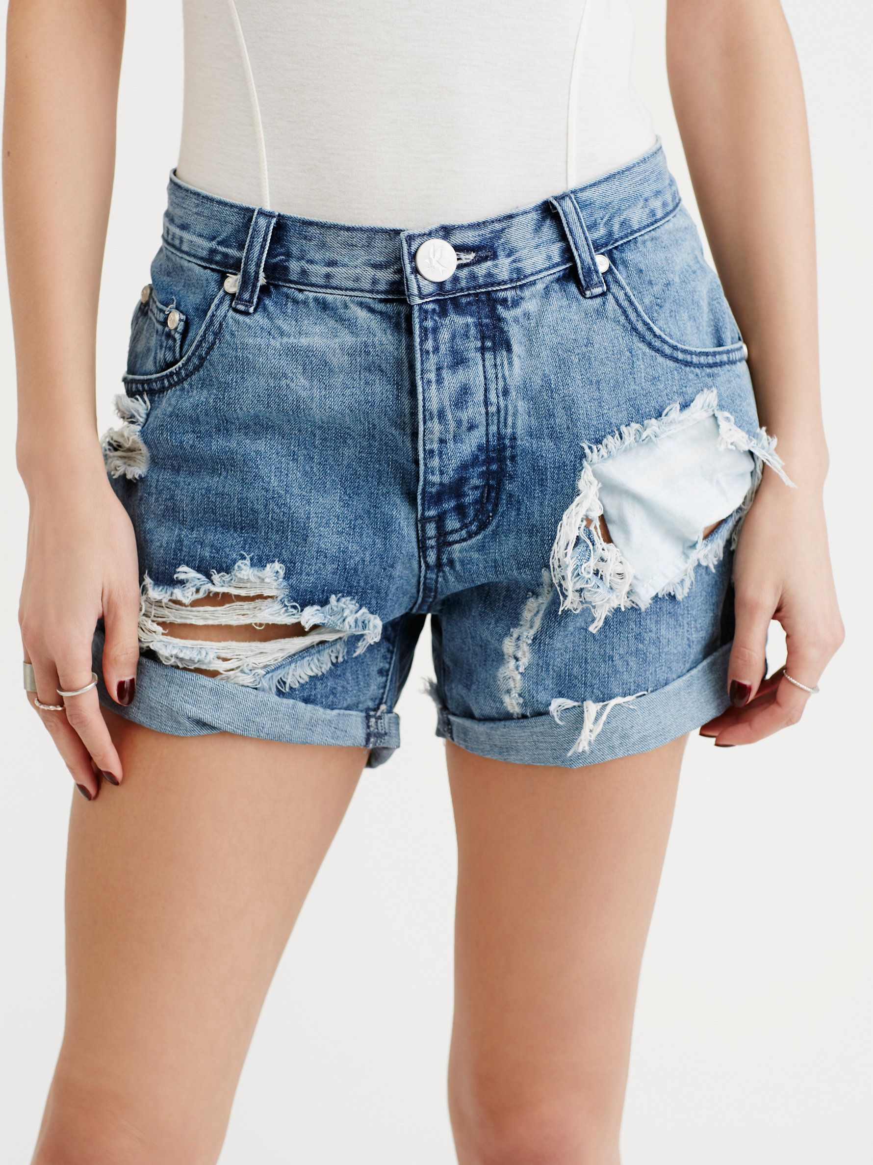 Charger Cutoffs Mid rise denim, Outfits for teens, Fashion