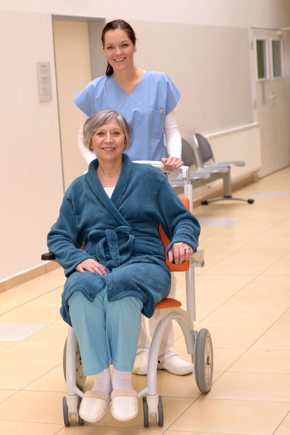 Exercise Physiologists Help Make Patient Mobility A
