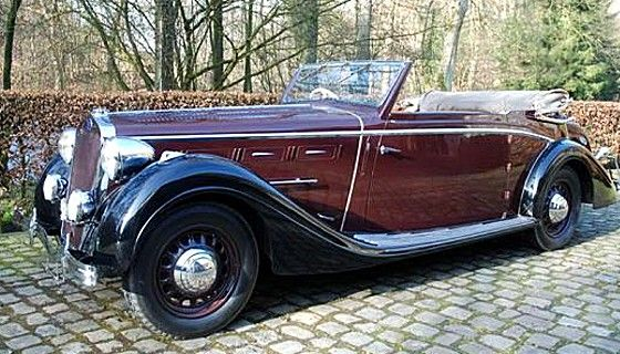 Une ancienne delage d6 70 ann e 1937 tr s belle - Vieille voiture decapotable ...