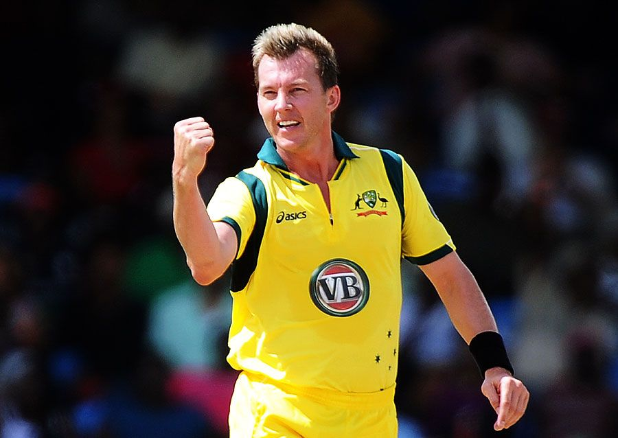 Image result for brett lee odi