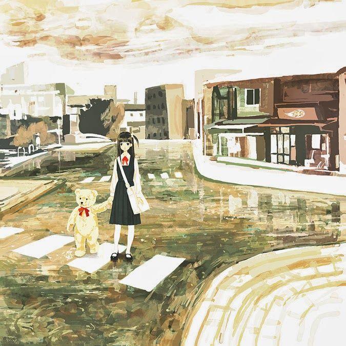 nuncalosabre.Ilustración - Jun Kumaori