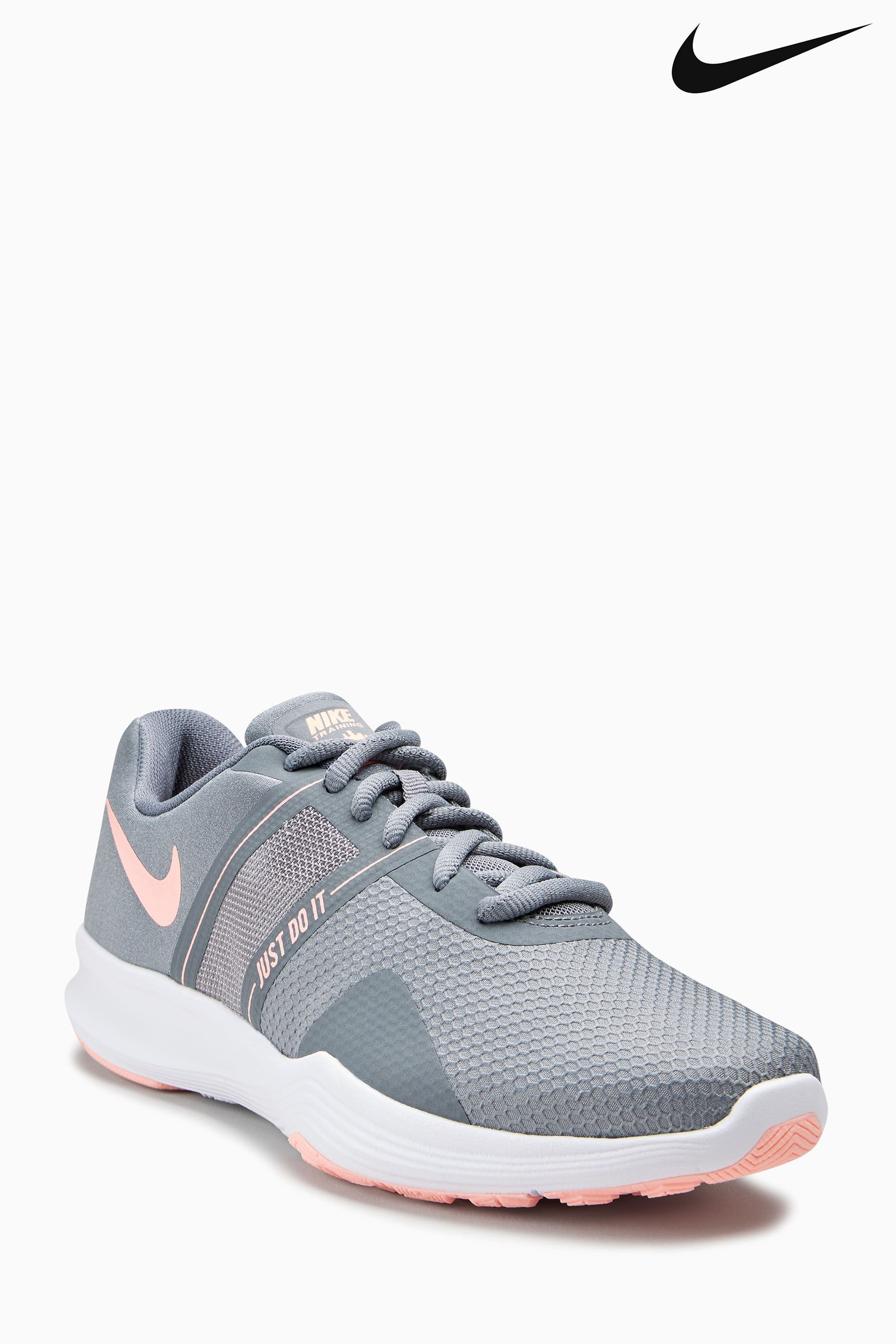 7fb3d89ad6308 Womens Nike Gym City Trainer 2 - Grey