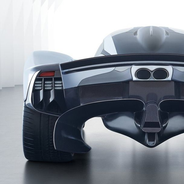Valkyrie Car: Aston Martin, Aston Martin Lagonda