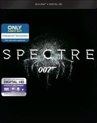 Spectre (Blu-ray) Temporary cover art