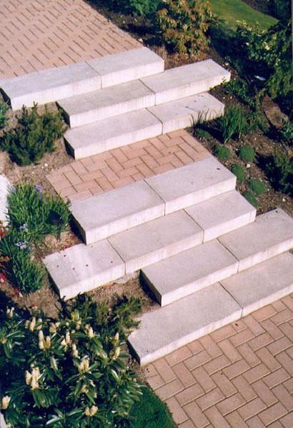 Best Sanderson Concrete Precast Concrete Landscape Steps And 400 x 300