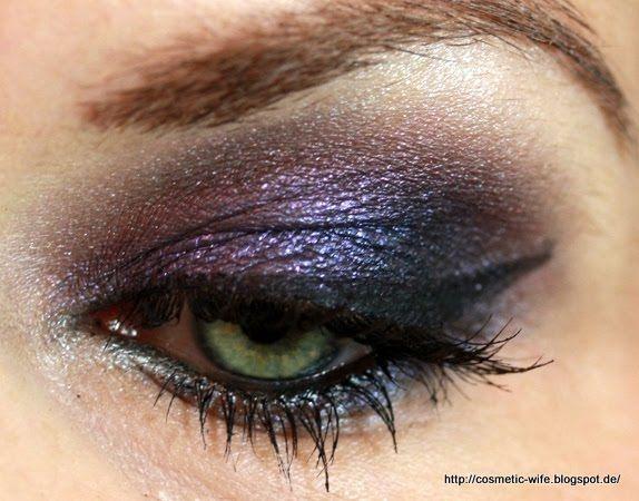 ... noch ein Make up Blog ...: Sleek Vintage Romance palette