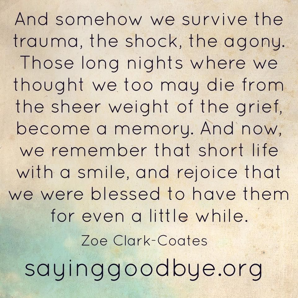 #Grief #Loss #Pain #Miscarriage #Stillbirth #Tears #Quotes #zoeclarkcoates #Sayinggoodbye