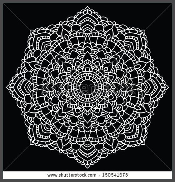 4166-vector-circle-lace-ornament-vintage-handmade-knitted-doily-round-lace-pattern-vector-illustration-150541673.jpg (560×584)
