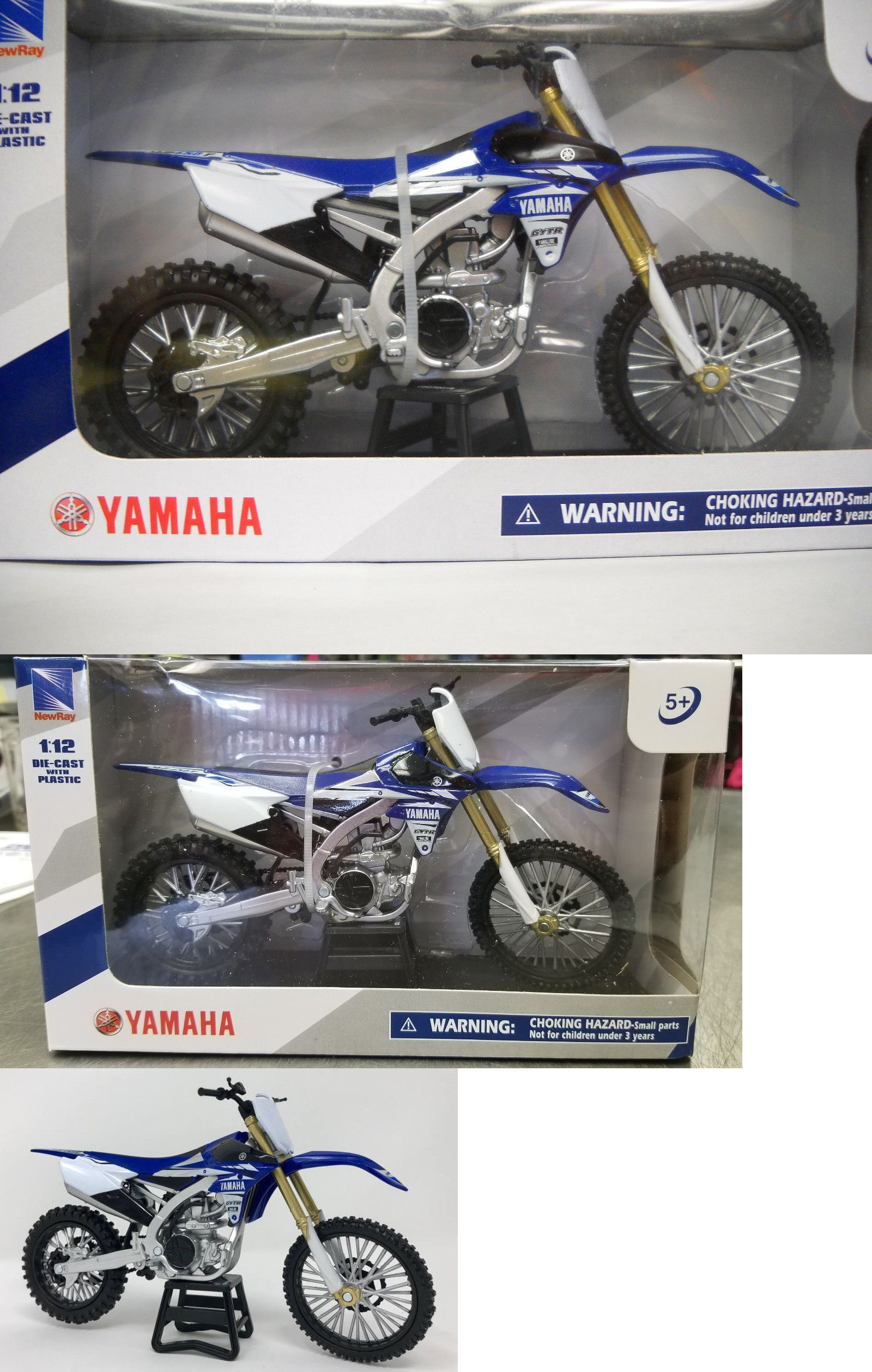 Motorcycles And Atvs 180276 Yamaha Yz450f 2017 1 12 Motorcycle