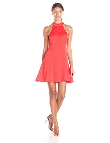 The Halter Neck Of This Dress Is Perfect If You Have An Athletic Build Because It