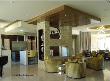 2 way fireplace design ideas pictures remodel and decor rh pinterest com