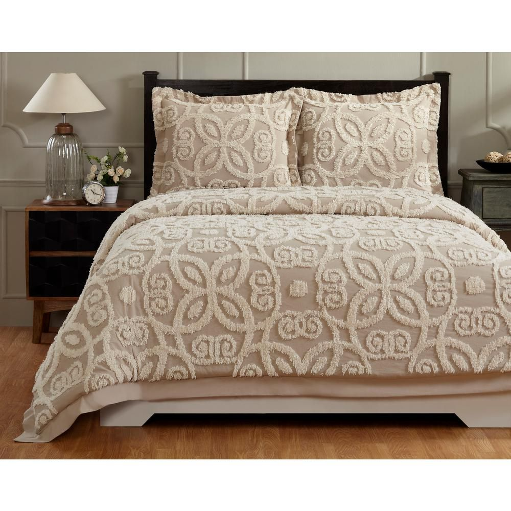 eden linen ivory full queen comforter products in 2019 comforter rh pinterest com