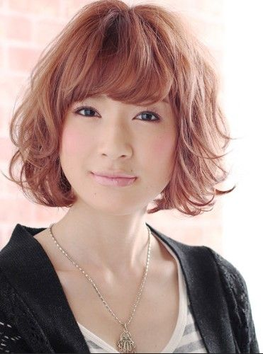 Hot Japanese Girls Hairstyle Hairstyles Weekly Japanese Hairstyle Short Bob Hairstyles Short Wavy Hair
