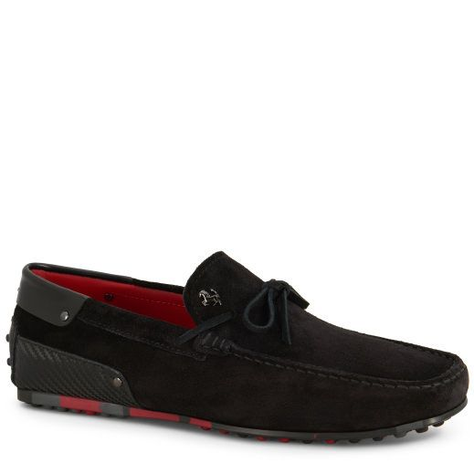 fc771a9cf7a TOD S Tod S For Ferrari City Gommino Loafers In Suede.  tods  shoes  tod s  for ferrari city gommino loafers in suede