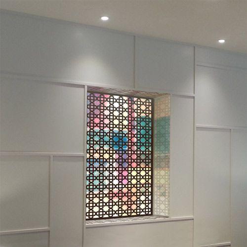 Illuminated-laser-cut-screens-in-arabic-pattern