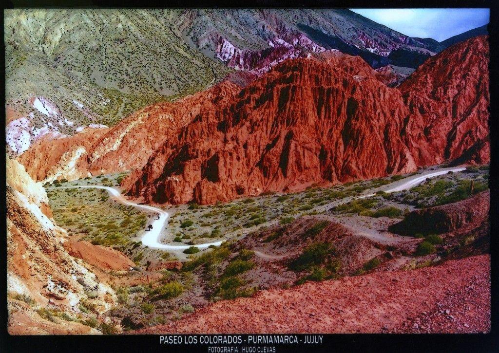 Paseo de los Colorados - Purmamarca