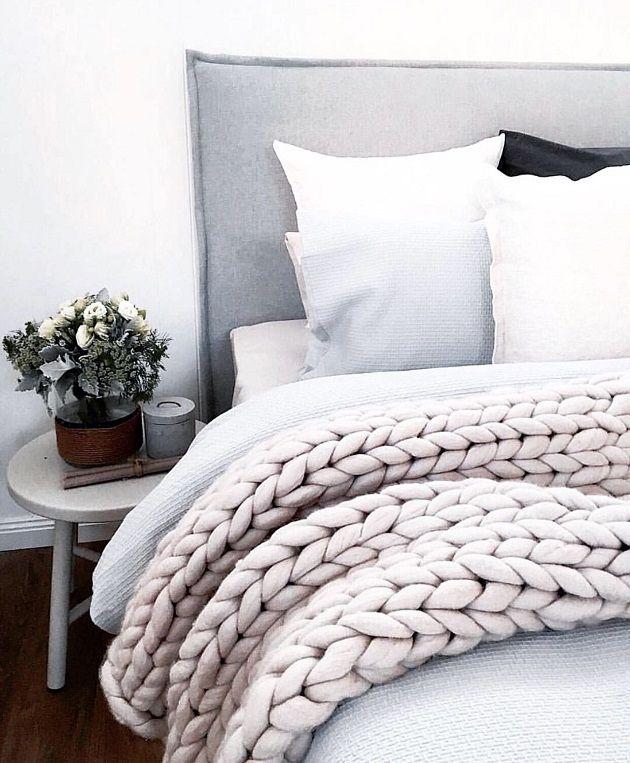 Decor Inspiration: Chunky Knit