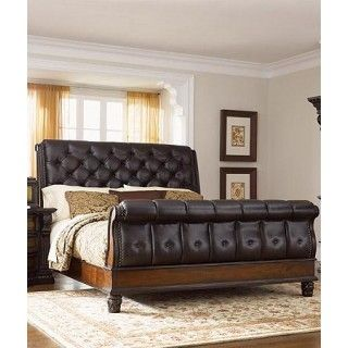 Grand Estates Bedroom Set | Sleigh beds, King sleigh bed ...