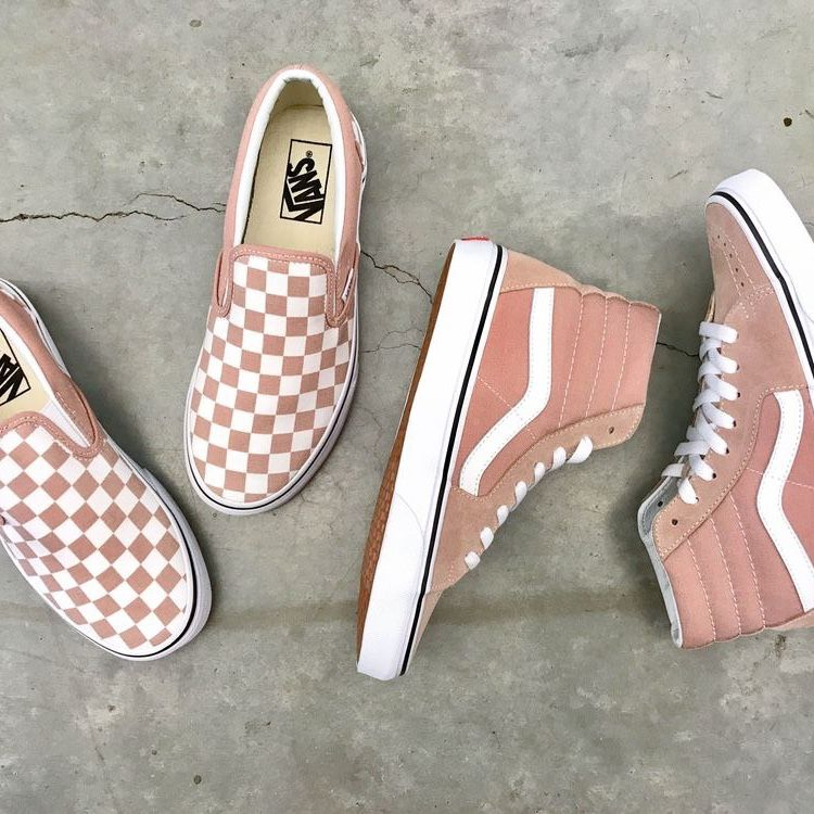 vans off the wall beige