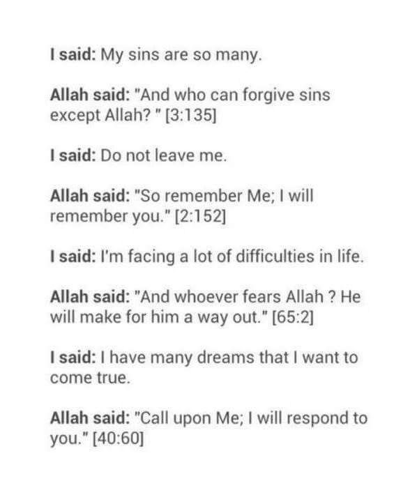 Pin By Marian Bartkowiak On Islam Quran My Faith I Will Remember You Forgiveness Sayings