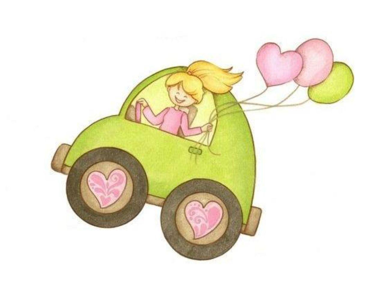 Girl driving car transport pinterest