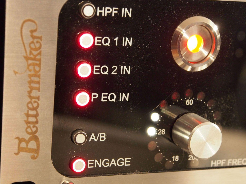 Bettermaker EQ230 Mp3 player