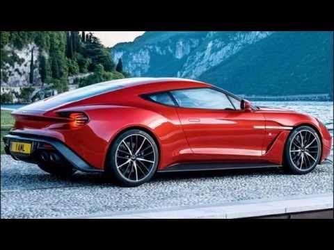 2017 Amazing New Car U0027u00272017 Aston Martin Vanquish Zagato Volante U0027u0027 U2013 Sn