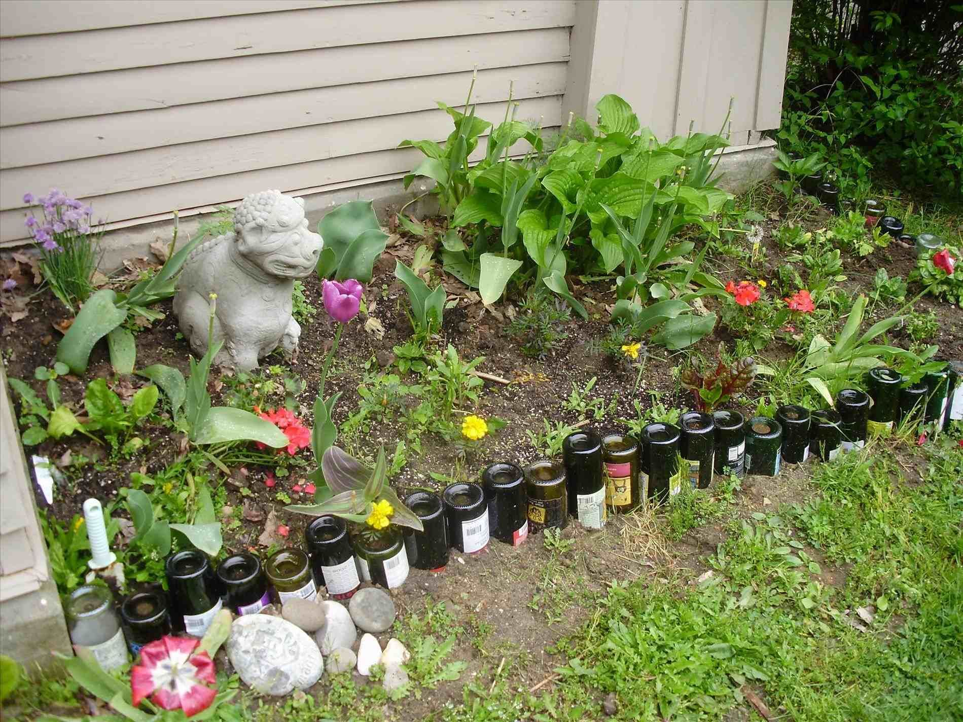 Flower Bed Ideas For Front Of House Back Front Yard Landscaping