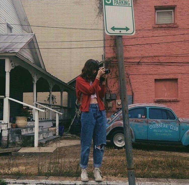 Indie Aesthetic Grunge Vintage Hipster Alternative Style Girl Tove Wayne Photography Https Weheartit Co Grunge Photography Aesthetic Grunge Style