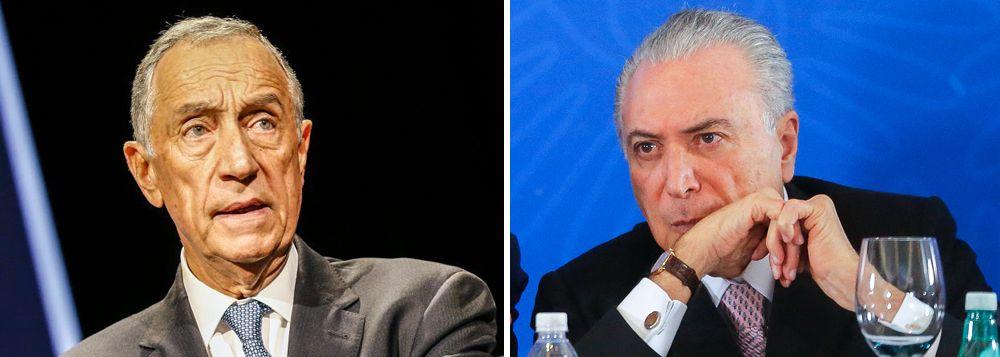 Marcelo Rebelo de Sousa ficará por seis dias no País com uma agenda que inclui a abertura dos Jogos Olímpicos e encontros com…