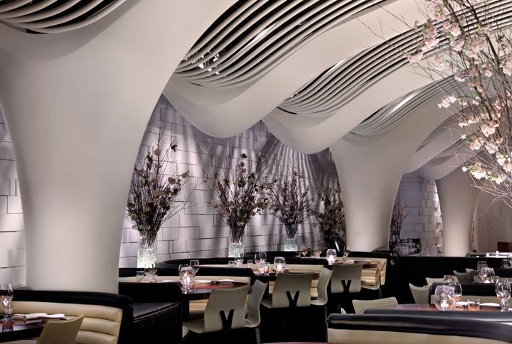 STK Midtown restaurant by ICRAVE, New York