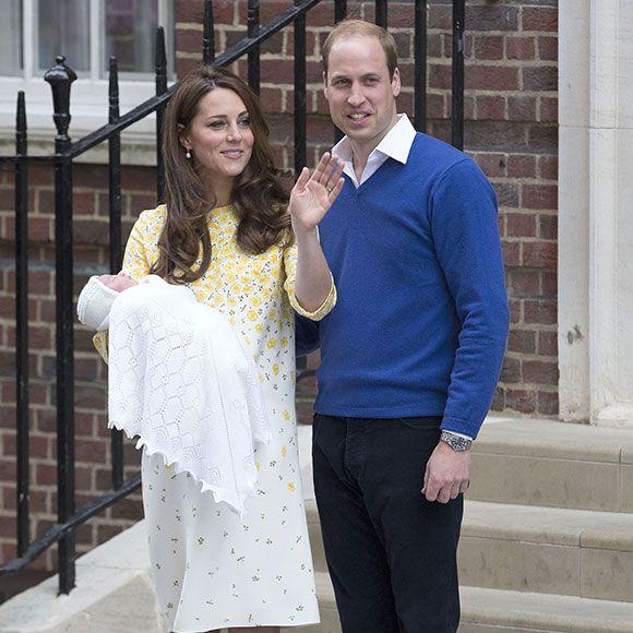 La date du baptême de la petite princesse Charlotte est annoncée | HollywoodPQ.com
