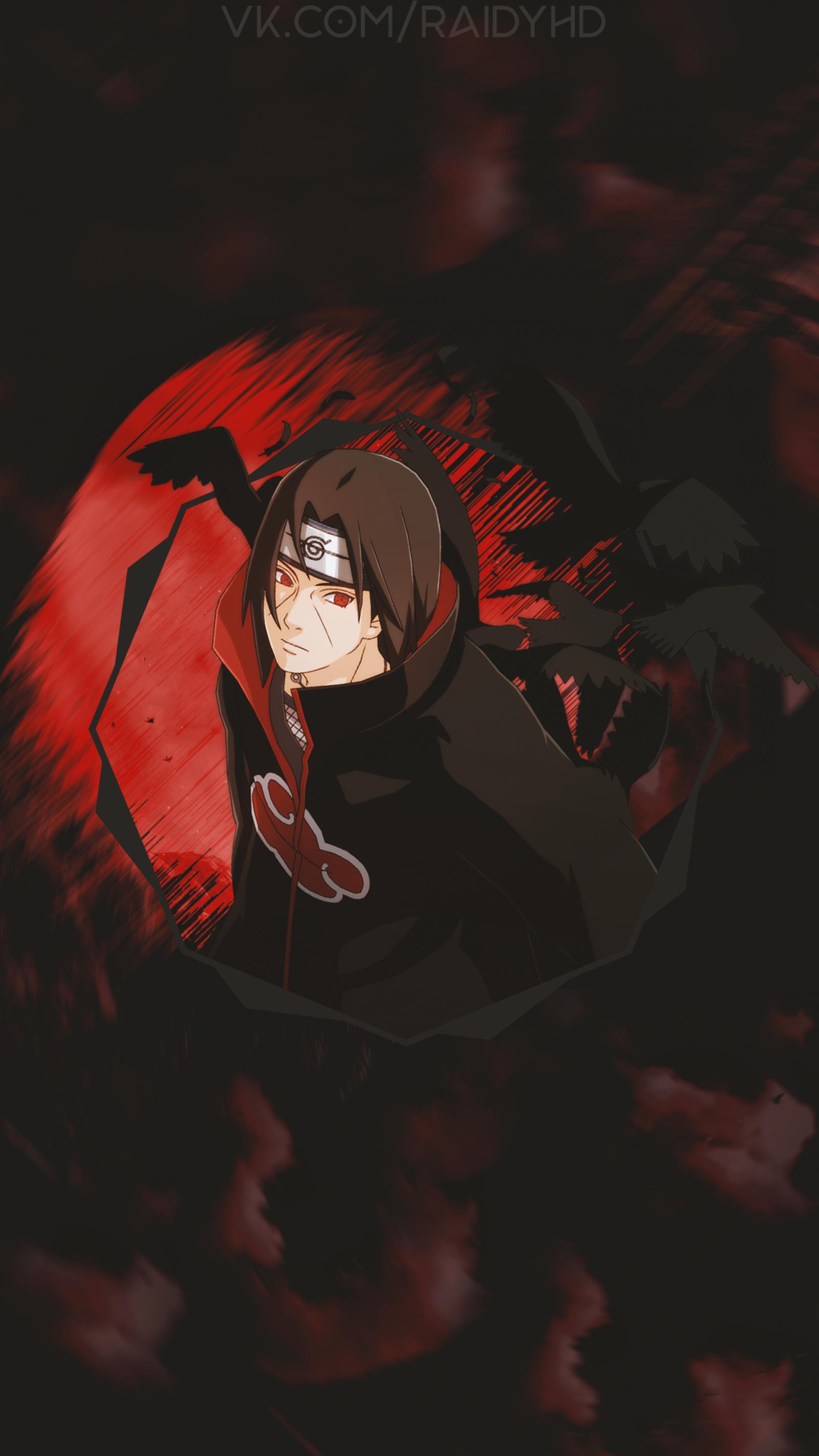 Itachi Uchiha In 2020 Itachi Anime Naruto Itachi Akatsuki