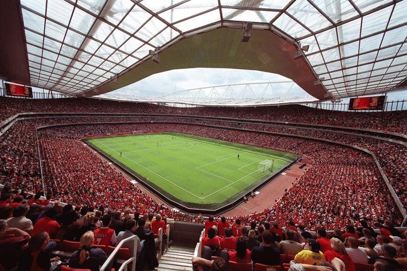 Best Emirates Stadium Arsenal Wall Mural Arsenal Stadium Football Stadiums Arsenal 400 x 300