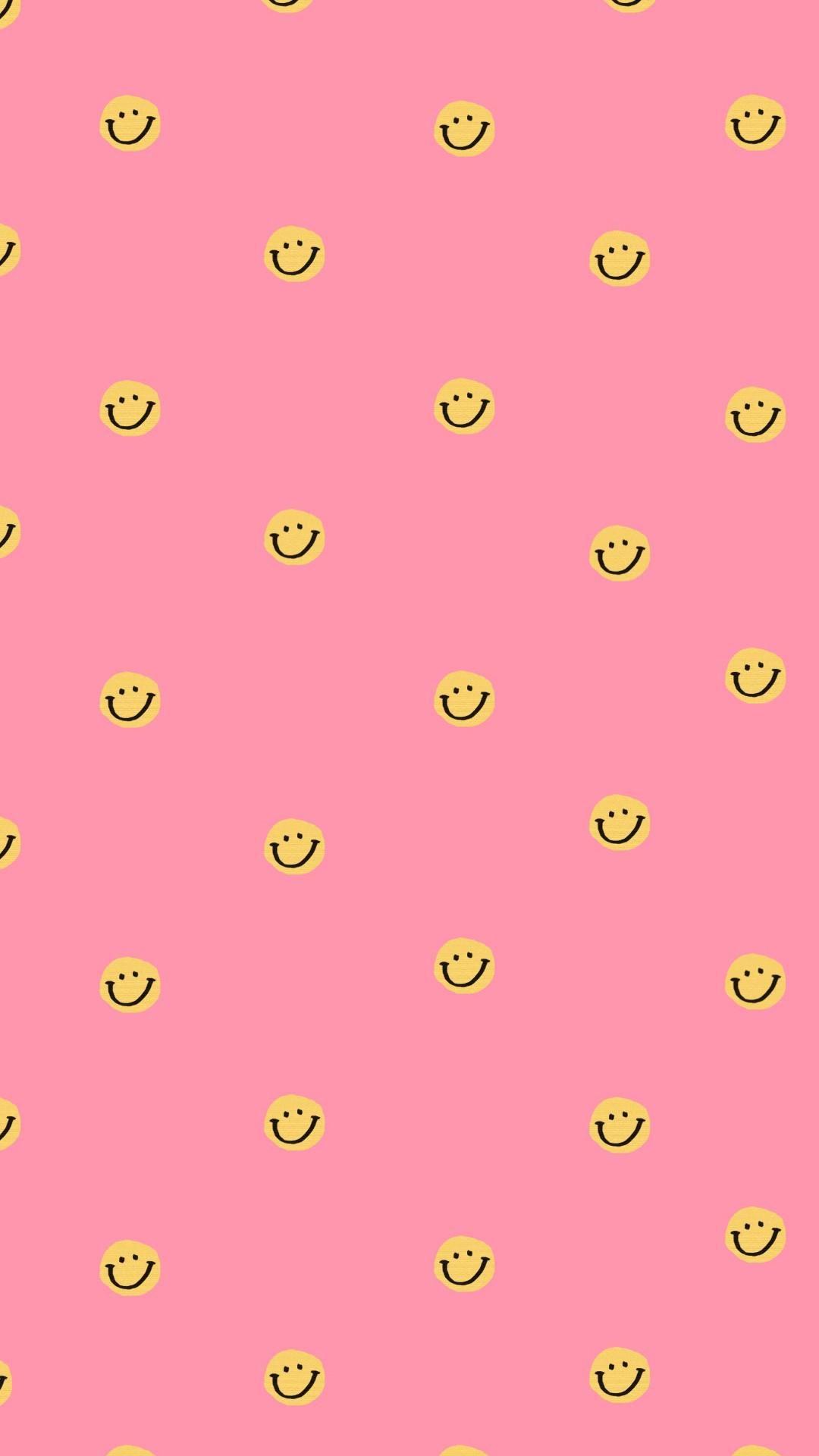 Wallpaper Happy Face 🔥