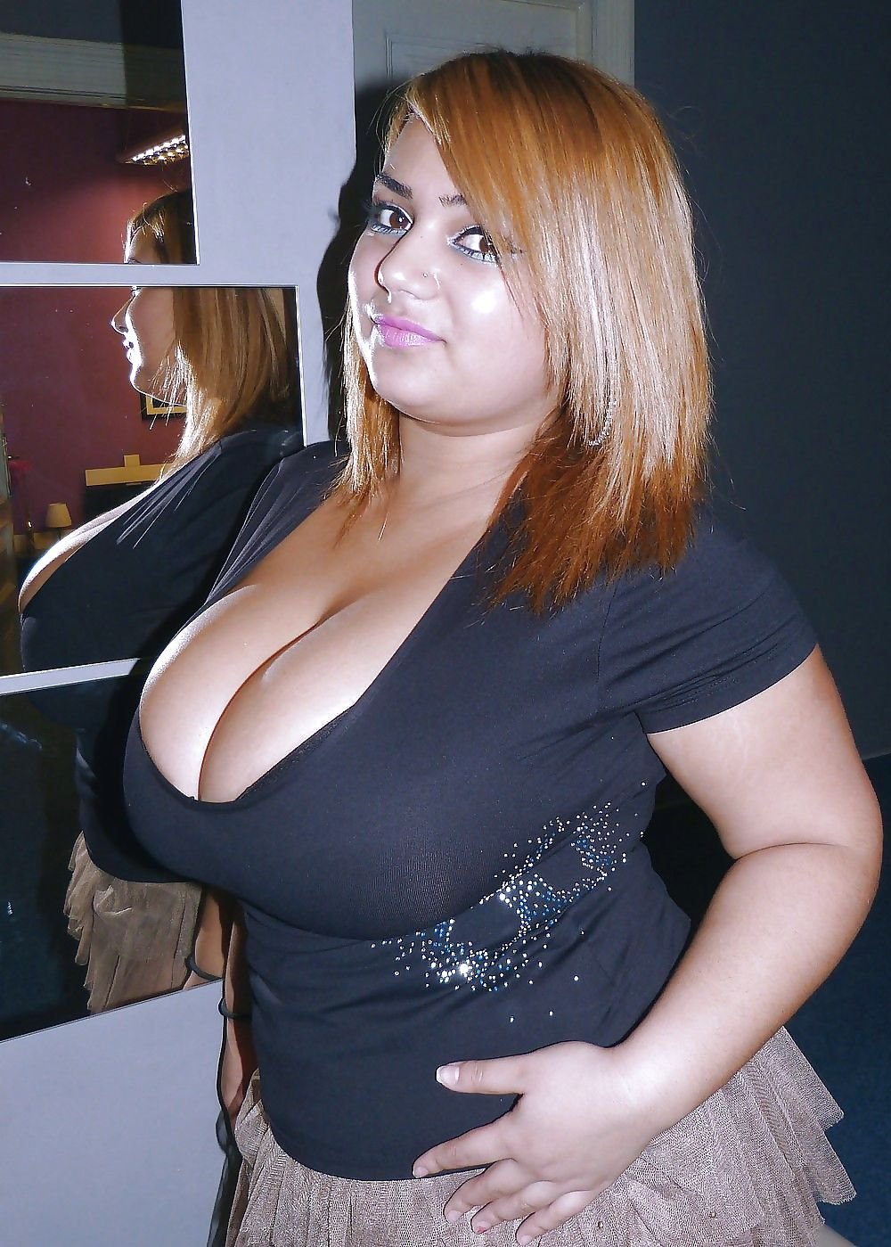 Bbw busty huge