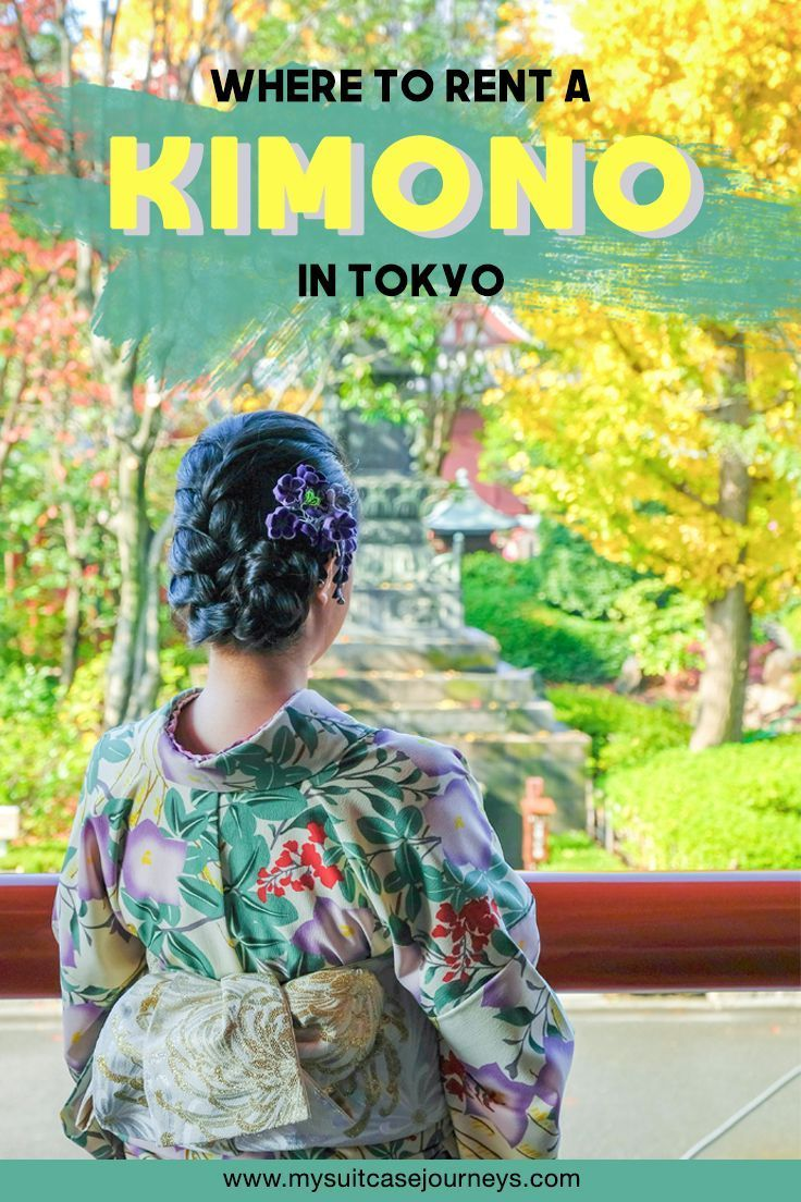 1 Best Kimono Rental in Tokyo for that Ultimate Japanese