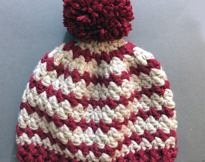 Crochet Pattern Rainer Beanie Crochet Hat Pattern Includes 6 Sizes