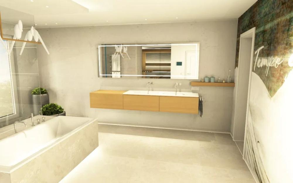 Beton Cire Im Badezimmer 5 Punkte Die Zu Beachten Sind In 2020