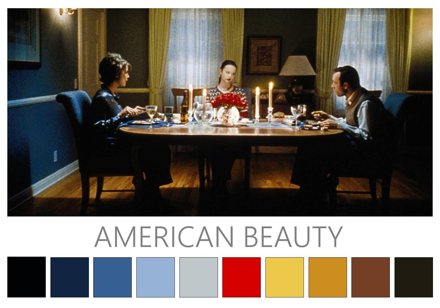 The Saturated Image Cinema and Colour