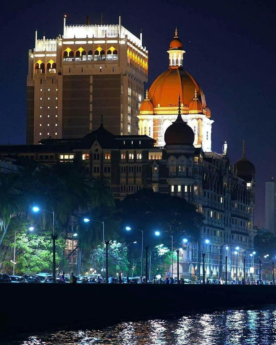 Taj Hotel Mumbai With Images Mumbai City