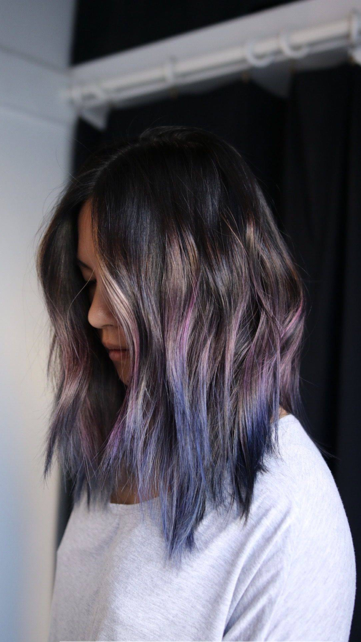 Pin By Rebecca Kwee On Hair In 2020 Hair Color Trends Hair Styles Balayage Hair