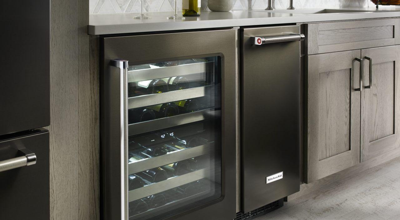 Undercounter Fridge Options From Kitchenaid Refrigerator Drawers Refrigerator Kitchen Aid