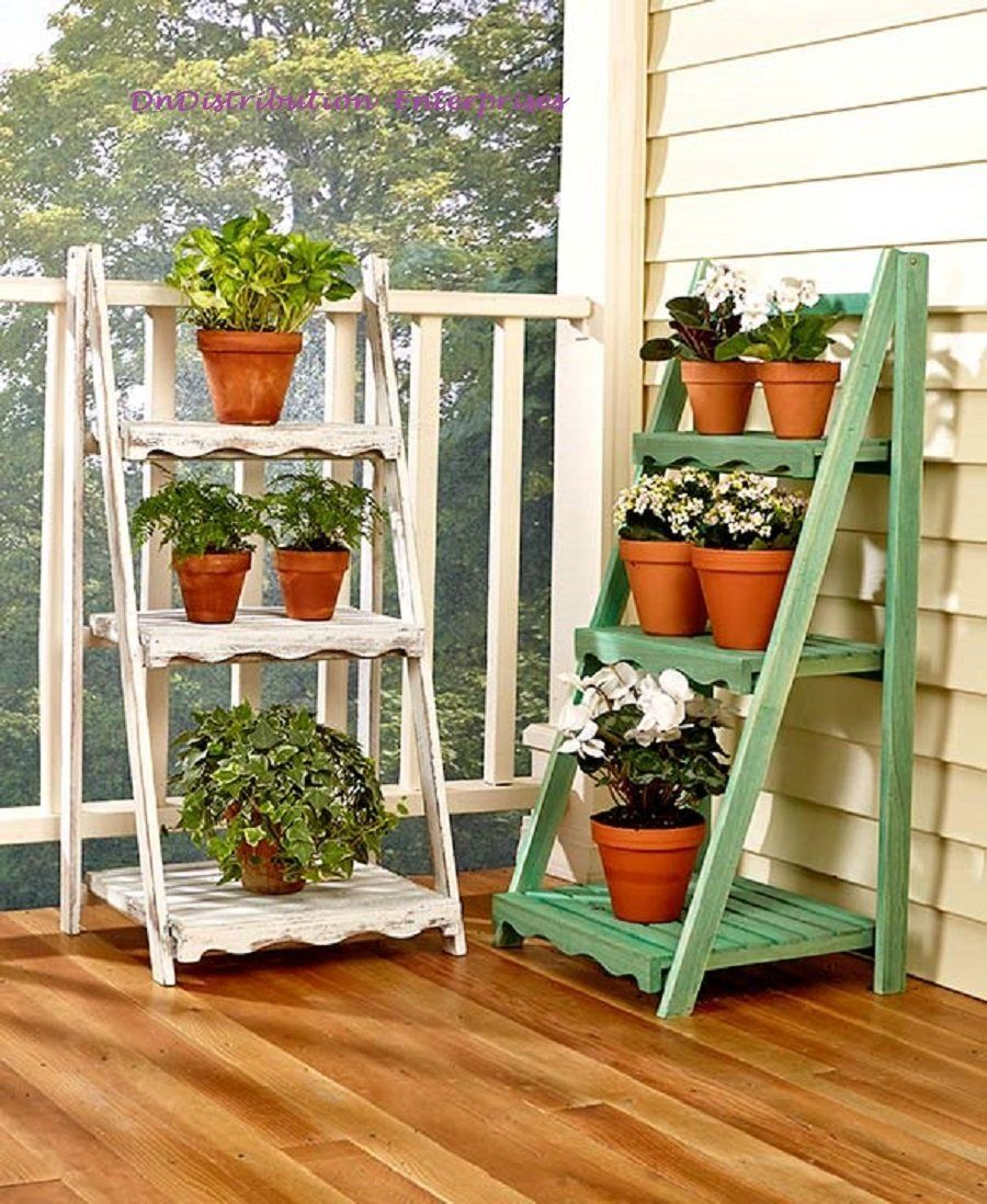 46 Balcony Garden Ideas For Decorate Your House #balconygarden