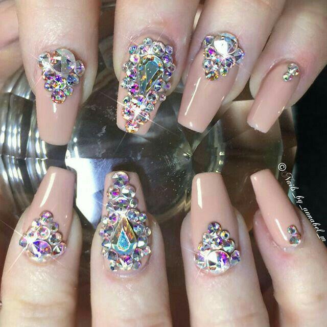 Pin de shannan molin en nails | Pinterest | Diseños de uñas, Uñas ...