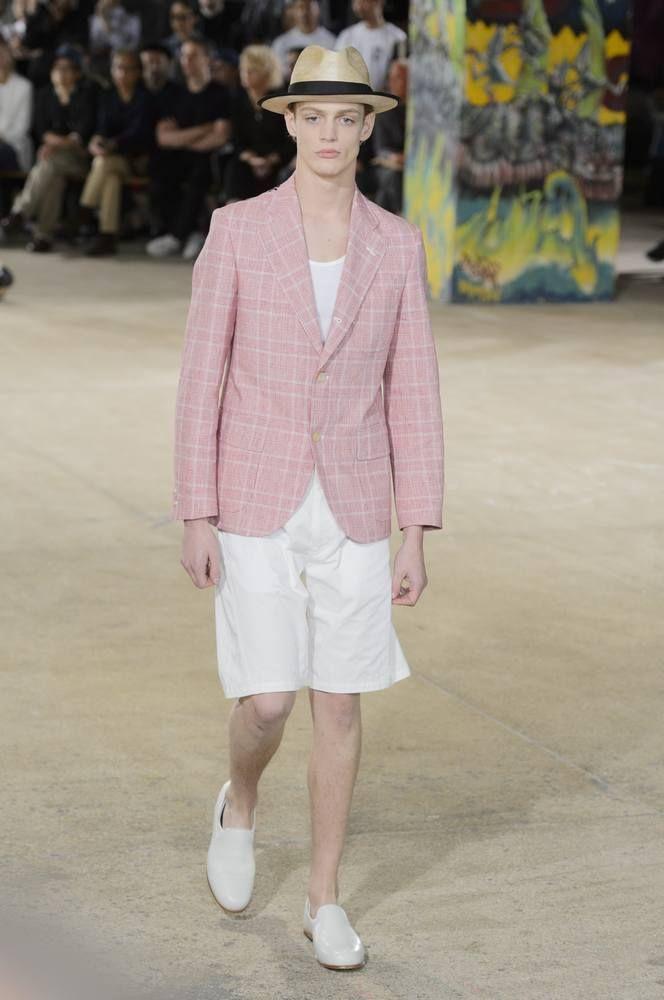 Junya Watanabe Spring-Summer 2017 - Paris Fashion Week #PFW